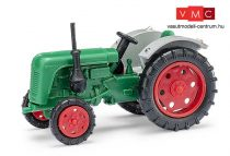 Busch 210010112 Famulus traktor, zöld/szürke (H0)