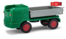 Busch 211003301 Multicar M21 billencs, zöld (TT)