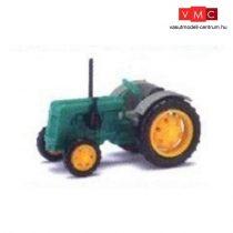 Busch 211006712 Famulus traktor, zöld/szürke (N)