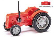 Busch 211006803 Famulus traktor, piros/szürke (TT)