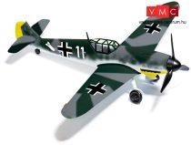 Busch 25010 Messerchmitt Bf 109 F4 Oswald Fischer, Luftwaffe (H0)