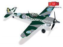 Busch 25013 Messerschmitt Bf 109 G6 Finn Légierő 1950 (H0)