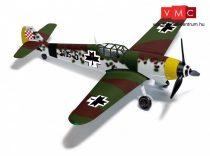 Busch 25019 Messerschmitt Bf 109 G repülőgép, Horvát Légierő (H0)