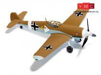 Busch 25020 Messerschmitt Bf 109 G repülőgép, Museum Gatow (H0)