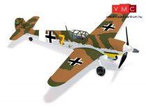 Busch 25057 Messerschmitt Bf 109 G4 Wolfgang Tonne, Luftwaffe (H0)