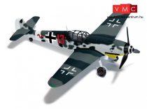 Busch 25061 Messerschmitt Bf 109 G6 repülőgép, Luftwaffe - Heinz Bartels (H0)