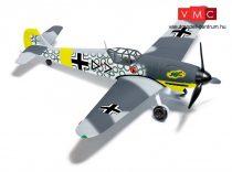 Busch 25062 Messerschmitt Bf 109 G repülőgép, Hans v.Hahn (H0)