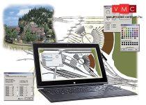 Busch 2810 PC-Rail pályatervező program (x)