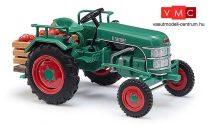 Busch 40070 Kramer K11 traktor almagyűjtő rekesszel (H0)