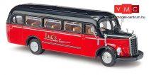 Busch 41003 Mercedes-Benz O-3500 autóbusz, Luc's (H0)