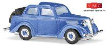 Busch 41202 Ford Eifel 1935 - kék (H0)