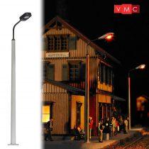 Busch 4136 Lámpa betonoszlopon, sárga LED (H0)