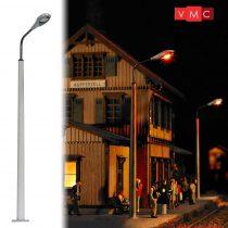 Busch 4137 Lámpa betonoszlopon, sárga LED (H0)