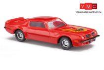 Busch 41702 Pontiac Firebird, piros (H0)