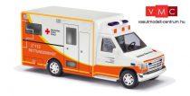 Busch 41802 Ford E-350 mentő - DRK (H0)