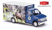 Busch 41844 Ford E-350 mentőautó, Wyoming Medical Center - Nr.4 Bighorn sheep (H0)