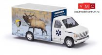 Busch 41845 Ford E-350 mentőautó, Wyoming Medical Center - Nr.5 Elk (H0)