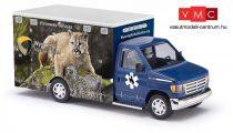 Busch 41849 Ford E-350 mentőautó, Wyoming Medical Center - Nr.9 Mountain lion (H0)