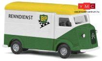 Busch 41910 Citroen H dobozos furgon, BP Renndienst (H0)