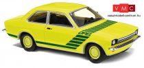 Busch 42108 Opel Kadett C Swinger - sárga (H0)
