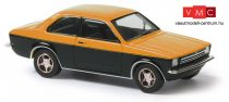 Busch 42110 Opel Kadett C, fekete/narancs (H0)