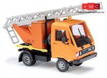 Busch 42223 Multicar létrás kommunális teherautó (H0)
