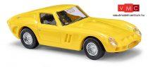 Busch 42602 Ferrari 250 GTO, sárga (H0)