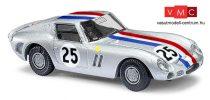 Busch 42617 Ferrari 250 GTO, Nr.25 ezüst (H0)