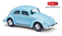 Busch 42724 Volkswagen Käfer (bogár), oválablakos, világoskék (H0)