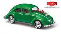 Busch 42738 Volkswagen Käfer (bogár), perecablakos, esküvői (H0)