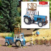 Busch 42836 Fortschritt ZT 300 traktor magaslessel (H0)