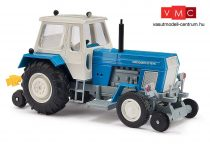 Busch 42841 Fortschritt ZT300 traktor, út/vasút adapterrel (H0)
