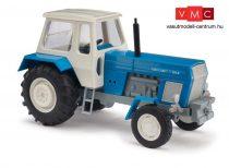 Busch 42842 Fortschritt ZT300-D traktor, kék (H0)