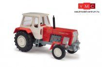 Busch 42843 Fortschritt ZT300-D traktor, piros (H0)