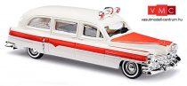 Busch 43457 Cadillac 52 Station Wagon amerikai mentő, Ambulance (H0)