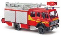 Busch 43816 Mercedes-Benz MK94 1224 tűzoltóautó, FW Warendorf (H0)