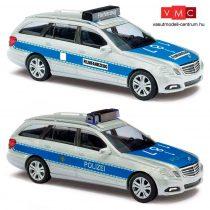 Busch 44264 Mercedes Benz E-Klasse T-Modell Polizei, Film (H0)
