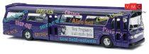 Busch 44504 Fishbowl amerikai busz (1959), Information Campaign Bus (H0)