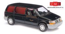 Busch 44622 Chrysler Voyager Limousine (1990), halottaskocsi (H0)