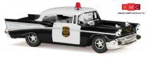 Busch 45004 Chevrolet Bel Air, amerikai rendőrség - Police (H0)
