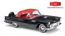 Busch 45238 Ford Thunderbird Cabrio, fekete (H0)