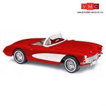 Busch 45409 Chevrolet Corvette Cabrio 1956 (H0)