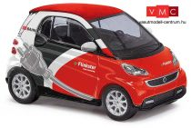 Busch 46217 Smart Fortwo Coupé, Flinkster (H0)