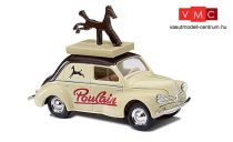 Busch 46515 Renault 4 CV (1958), Poulain (H0)