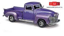 Busch 48233 Chevy Pick-up Metallica, lila (H0)