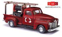 Busch 48238 Chevrolet Pick-up amerikai tűzoltó - Fire department (H0)