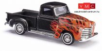 Busch 48287 Chevrolet Pick-Up, Red Flame (H0)