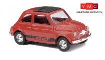 Busch 48705 Fiat 500 (1965) Fiat, zárt tolótetővel (H0)