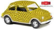 Busch 48719 Fiat 500 Leopard (H0)
