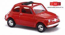 Busch 48720 Fiat 500, piros (H0)